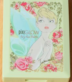 Special Deliver - Pixi Beauty Pixi Glow Collection Brings Tinkerbell To Life | Geek Faerie