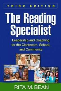 The Reading Specialist, Third Edition: Leadership and Coaching for the Classroom, School, and Community Intervention Specialist, Reading Specialist, Spanish Lessons For Kids, Spanish Class, Learning Sight Words, 6th Grade Reading, School Leadership, Educational Leadership, Instructional Coaching