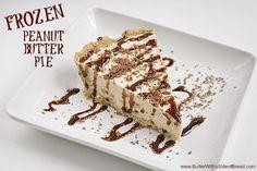 Butter With a Side of Bread: Frozen Peanut Butter Pie