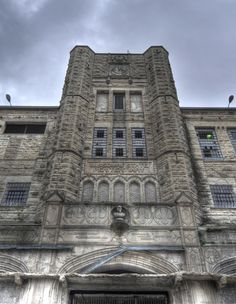 Missouri State Penitentiary in Jefferson City.