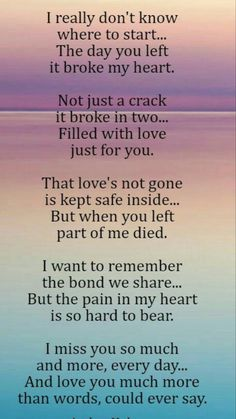 Loss Quotes, Dad Quotes, Husband Quotes, Mother Quotes, Mommy Quotes, In Loving Memory Quotes, I Miss My Mom, Mom In Heaven, Grief Poems