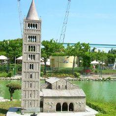 Italia in Miniatura (RN) #italiainminiatura #italia #italy #littleitaly #miniature #rimini #miniaturepark #miniatureparkitaly #bestitaly #italygram #loveitaly
