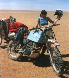 1979 YAMAHA XT 500 Amazone
