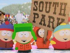¿Qué personaje de South Park eres?