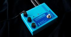 Guitar Effects Pedal Demo - Lastgasp Art Laboratories - Misty Cave - Analog Resonance Echo LAL MC