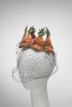 Bes-Ben Pineapple Hat! So good!