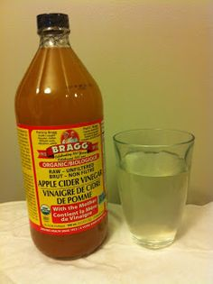 My Seven Day Apple Cider Vinegar Challenge - Improve Your Health In Seven Days!!