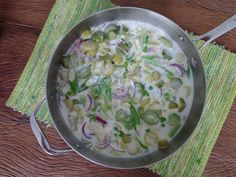 come-se: Verdes no leite de coco: caxi, maxixe, quiabo, chuchu