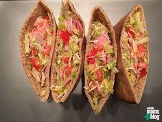 "Pita ""Pocket"" Sandwiches - Great Summer Recipe!"