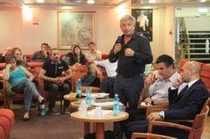 inaugurazione Stagione 2014 GoinSardinia - la Compagnia di navigazione da e per la Sardegna creata dai sardi (momento della conferenza stampa)