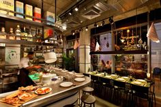 Arais Restaurant by Studio Dan Troim, Tel Aviv – Israel » Retail Design Blog