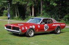 1967 Mercury Cougar Dan Gurney Trans Am Racer
