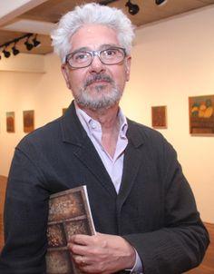 """Laymert Garcia dos Santos curador da exposição """"Lorenzato, a grandeza da modéstia"""""""