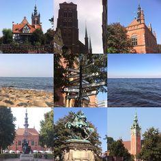 Czekając na obiad przed powrotem z wakacji #gdańsk #danzig #balticsea #tricity #oldtown #monuments #vacation #holiday