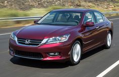 Honda Remains One Of The Most Popular Brands In The World Of Automobiles  And Honda Has Now Come Up With 2013 Honda Accord Coupe EX L