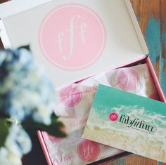 the gift that keeps on giving! {the FabFitFun box}