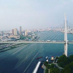 Osaka view,Japan.  大阪  โอซาก้า  日本  ญี่ปุ่น