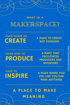 Today we have an interview with Colleen Graves, a 2016 Library Journal Mover & Shaker, and a school librarian/maker who has brought a makerspace into her school library. Enjoy! LAIP: Tell us a …