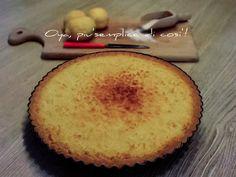 La crostata cocco e limone è squisita, ha una consistenza particolare ed un gusto che vi conquisterà!Il cocco e il limone insieme sono davvero perfetti...