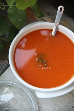 #Zupa pomidorowa