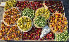 "Ventspils International Flower Carpet Competition 2014 theme "" Delicious live""  [foto J.Presņikov]"