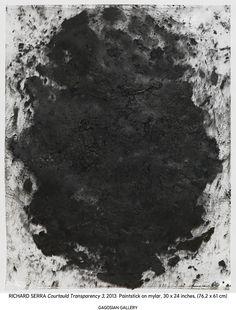 """O Instituto Moreira Salles apresenta de 30 de maio a 28 de setembro a exposição """"Richard Serra: desenhos na casa da Gávea"""", das 11h às 20h, com entrada franca."""