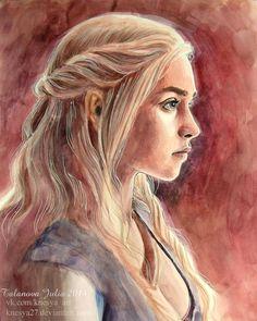 Дейенерис Таргариен Daenerys Targaryen