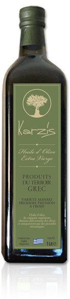 Karzis Olive Oil