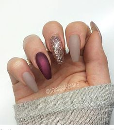 Gold Glitter, Taupe, Maroon