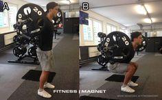 7 essentielle Übungen die in keinem Trainingsplan für mehr Muskelmasse fehlen dürfen.