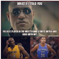 New basket ball quotes kobe bryant kevin durant ideas Funny Nba Memes, Funny Basketball Memes, Basketball Quotes, Love And Basketball, Basketball Legends, Football Memes, Kobe Memes, Girls Basketball, Basketball Stuff