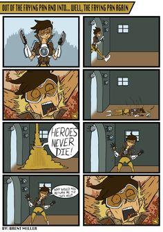 overwatch fan comics