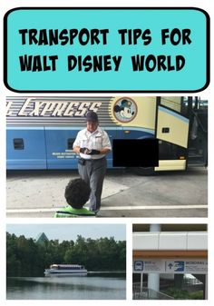 Want to know the best ways to get around Walt Disney World? Get all the details on Disney transportation options, including bus, monorail, boat, and the Magical Express.