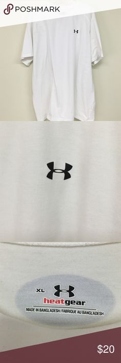 💢UNDER AMOUR💢 Great athletic top pre❤️ in excellent condition Under Armour Shirts Tees - Short Sleeve