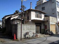 播州赤穂駅近くの元銭湯