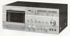 Vintage Audio Love DENON DR-650 Cassette Deck   .....................................Please save this pin.   ............................................................. Click on the following link!.. http://www.ebay.com/usr/prestige_online