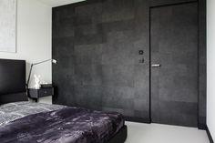 Dark wall_CC /_ CONCRETE CONCEPT by KASIA ORWAT home design | Home Adore