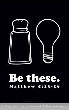BE THESE - Inspirational christian art poster print for youth, churches, college students, classrooms, teachers. Buy these posters at: http://www.lifeposters.org