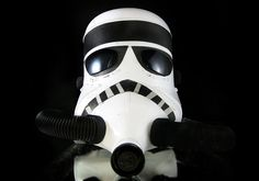 How to Make a Storm Trooper Helmet from a Milk Jug: Going to have to try this with my grandson, a huge Star Wars fan!