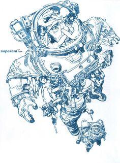 Girls in space @KimJungGiUS