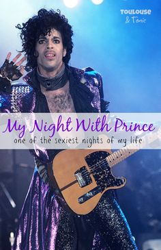 My night with Prince