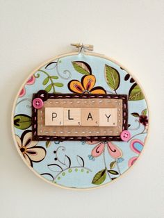 other cute ideas for hoops