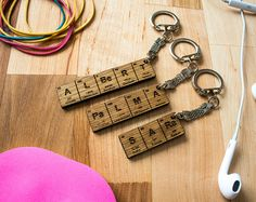 Heart beat key fob key ring key chain baby heartbeat keychains periodic table name keychain gifts for him gifts for her urtaz Gallery