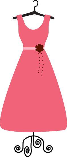 Costura e roupas - RIblackandreddress01.png - Minus