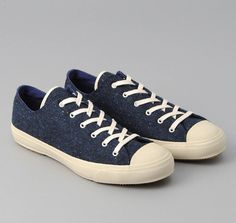 6dc41b67a5 The Hill-Side - Donegal Tweed Low Top Sneakers