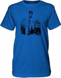Mintage Boy Sailor Mens Fine Jersey Tall T-Shirt