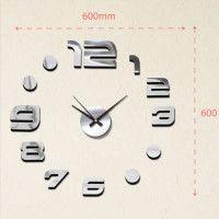 Nalepovacie nástenné hodiny, MPM 3776,70, 60cm London Clock, Pressed Metal, Wall Clock Online, How To Make Wall Clock, Metal Clock, Diy Clock, Black Dots, Framing Materials, Wood Colors