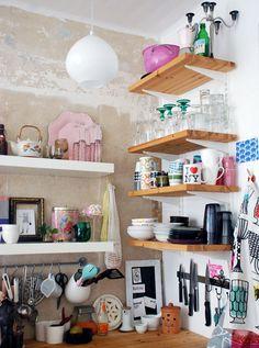 Fun Kitchen corner