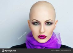 all about hair loss Girl Short Hair, Short Hair Cuts, Short Hair Styles, Girls Short Haircuts, Short Hairstyles For Women, Girl Hairstyles, Shaved Bob, Shaved Heads, Bald Head Women