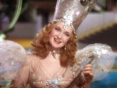 Image result for billie burke in the wizard of oz